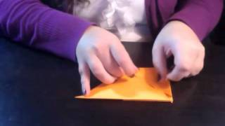 DIY: Origami Pumpkin!