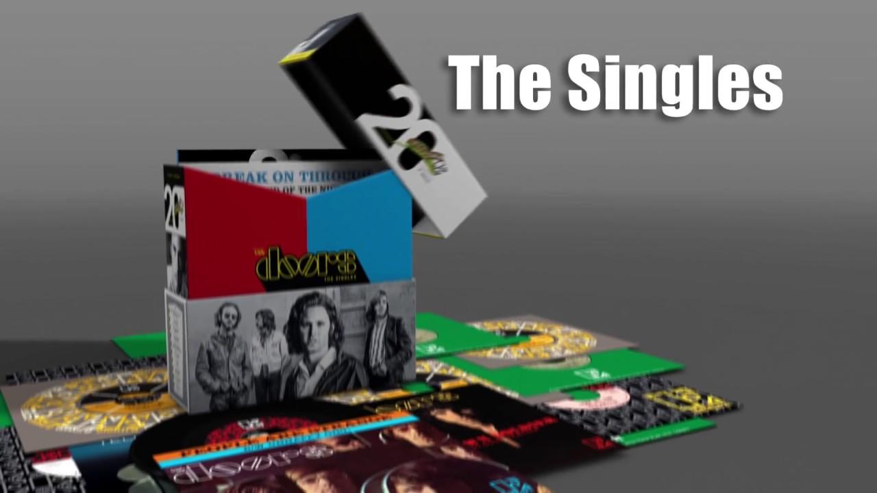The Doors Singles - Pre-Order Now! - YouTube