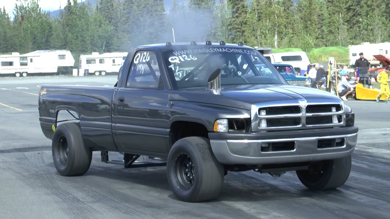 Fastest Diesel Truck >> Fastest Diesel Truck Record In Alaska As Of May 22 2016