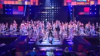 """Нюша - Воспоминание, Шоу """"Большие танцы"""", 09.03.13"""