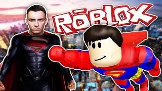 ROBLOX #15: Jsem SUPERMAN! | HouseBox