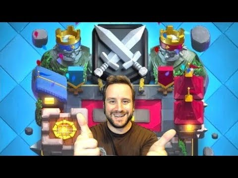 Clash Royale:  Clash Nights Tournament!  Live at the Chinese Theater in Hollywood!
