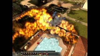 Fire Department 1 PC Walkthrough n°3 : La villa