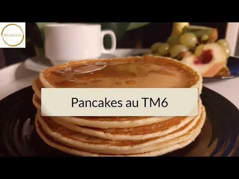 meilleure-recette-de-pancakes-au-thermomix-وصفة-البانكيك-الناجحة-مذاق-رائع