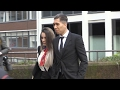 Liverpool Player Roberto Firmino Arrives At Court