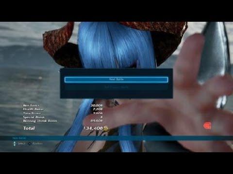 Tekken 7 PS4 Treasure Battle With Eliza part31
