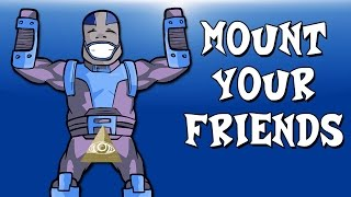 Mount Your Friends Ep. 8 (More Marvel Action!)