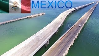 Construcción del Distribuidor Vial Progreso y Nuevo Puente Alterno de Puerto Progreso