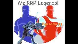 Ep 33: The fury of Blue Beetle! Also guest M4YE! DC Legends Mobile