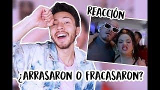 ReacciÓn A 'con Altura' - RosalÍa, J Balvin Ft. El Guincho  Niculos M
