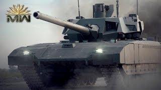 Новий російський ОБТ ⚔️ Т-14 Армата [огляд]
