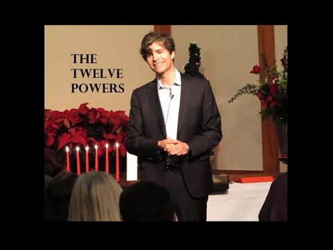 The Twelve Powers with Justin Epstein