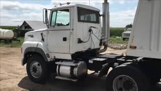 BigIron.com  1995 Ford Aero Max L-9000 Semi Truck  09-21-16 auction