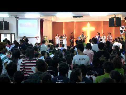 Pwo Karen Christian Fellowship Bangkok 11st Anniversary 2013  Part #1