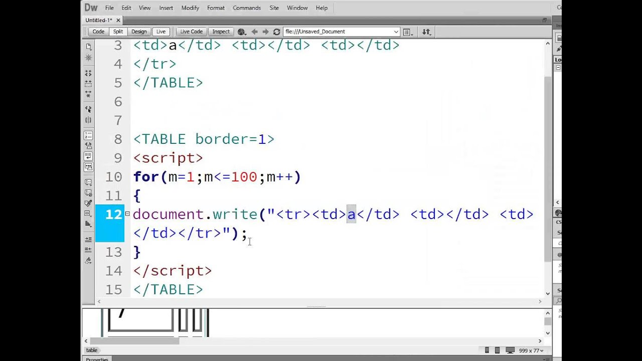how to make a youtube video loop html