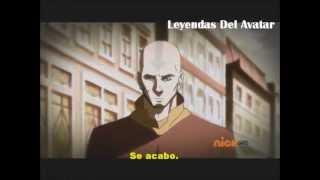 La Leyenda De Korra - Regreso al Pasado - Aang, Sokka y Toph Adultos (Sub Español)