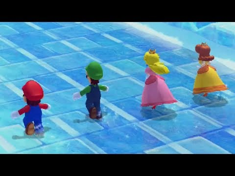 Mario Party 10 - Free Play (Free-for-All Minigames)