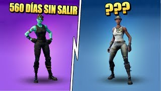 Fortnite'S DELETED SKINS che HAVEN'T RETURNED (E non lo farà)