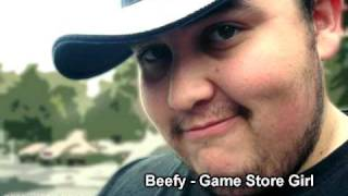 Beefy - GAME STORE GIRL (Nerdcore Love Song)