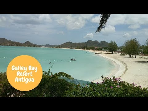 Galley Bay Antigua All Inclusive Resort Tour including rooms and suites