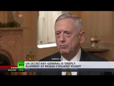 Americans Clueless About Civilian Deaths in Syria