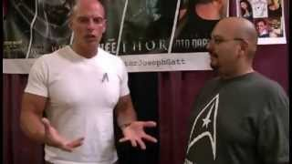 Nerds OAC interview Joseph Gatt at SunCity Scifi Con