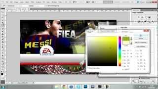 SPEED ART | FIFA 13 Thumbnail Design