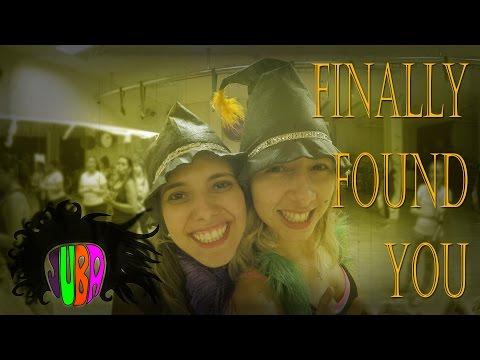 Finally Found You - Enrique Iglesias - JUBA (Coreografia)