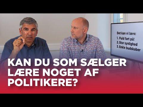 #03: Kan du som sælger lære noget af politikere?