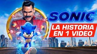 Sonic: La Historia en 1 Video