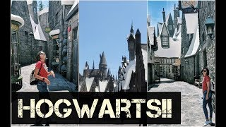 I Went To Hogwarts! | LA Vlog | MostlySane
