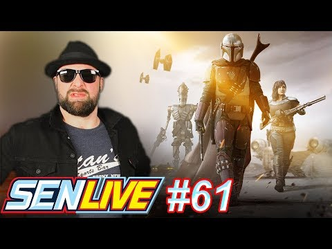 Star Wars Sticking To TV For Now, Films On Hold Says Bob Iger - SEN LIVE #61