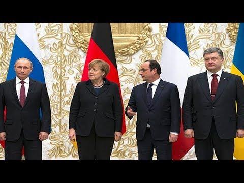 Что сделал Порошенко, увидев Путина: все были поражены,Этого не покажут по украинскому ТВ - Смотреть видео онлайн