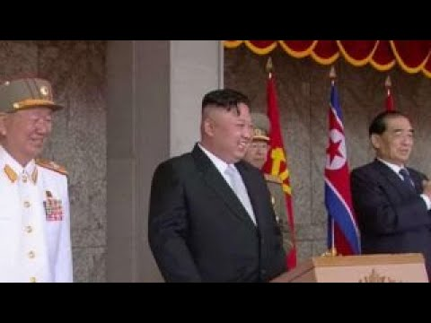 Fears North Korea is developing a biological weapons program