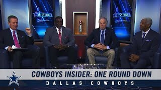 Cowboys Insider: One Round Down | Dallas Cowboys 2018-2019