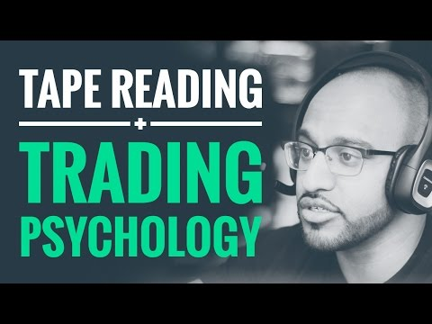 Tape reading & trading psychology lessons with Sang Lucci
