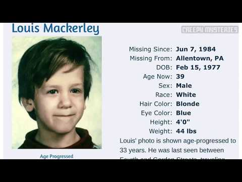 Creepiest Unsolved Missing Persons Cases Ever