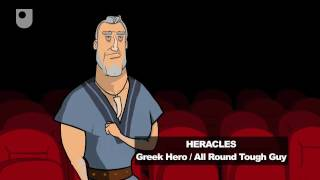 Heracles - Greek Heroes in Popular Culture through Time (2/3)