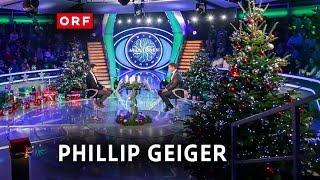 Philip Geiger aus Dornbirn - Millionenshow | ORF 2