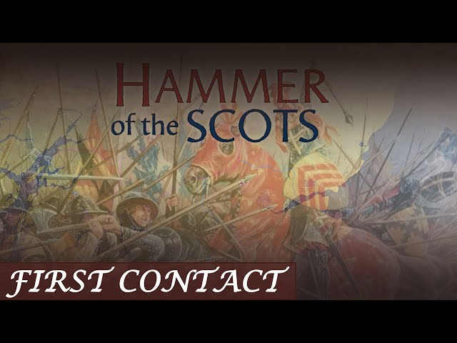 [FR] Blocks: Hammer of the Scots - First Contact - LIBERTÉ !!!