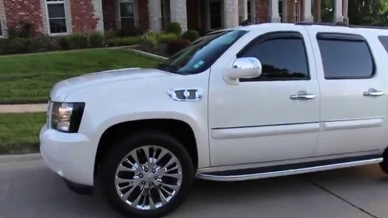 2008 Chevrolet Suburban Ltz Super Clean Youtube