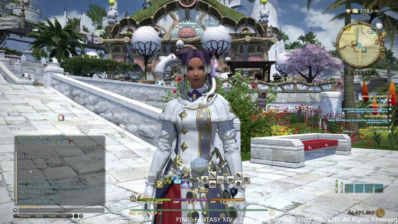 Final Fantasy Xiv  Crafting Melds For  Star