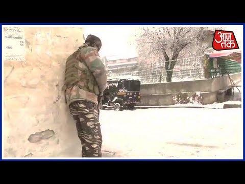 स्पेशल रिपोर्ट: Terrorists Attack CRPF Camp In Srinagar