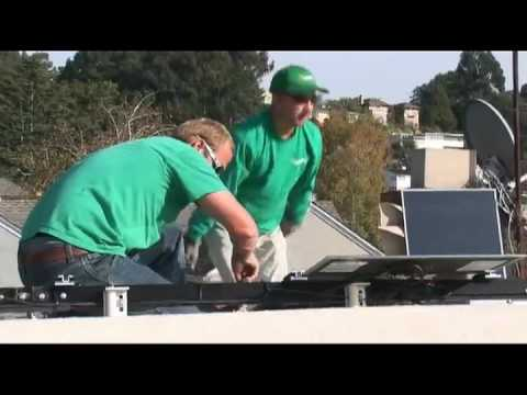 Solar City Final Install- Solar Energy for homes