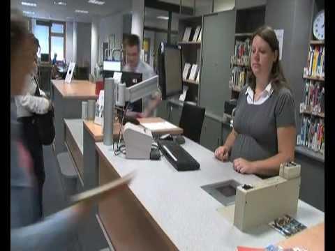 Imagefilm der Hochschul- und Kreisbibliothek Bonn-Rhein-Sieg Sankt Augustin