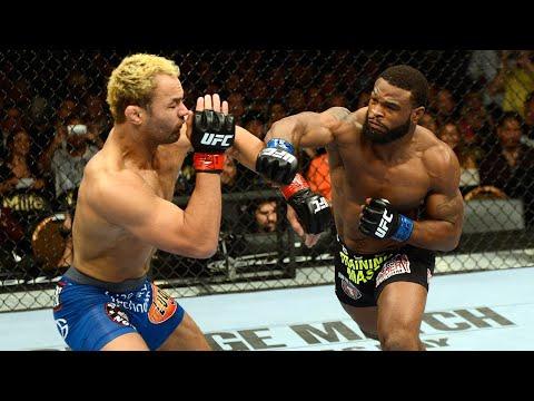 UFC Vegas: Todos Os Nocautes E Finalizações De Tyron Woodley