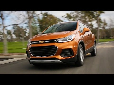 2017 Chevrolet Trax – Review and Road Test