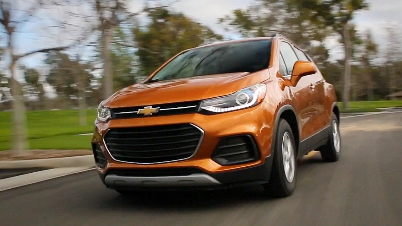 2017 Chevrolet Trax Review And Road Test