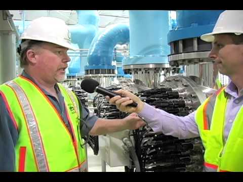 People Behind Your Water: Tour the Advanced Water Purification Center
