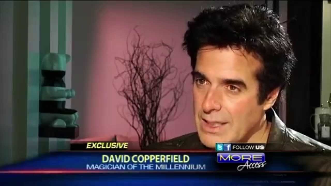 david copperfield on  david copperfield 1 on 1